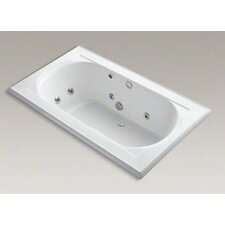 "Memoirs 72"" x 42"" Whirlpool Bathtub"