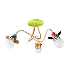 Kidsplace 3 Light Pendant