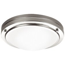 West End 1 Light Flush Mount