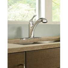 Banbury Single Handle Deck mounted Kitchen Faucet