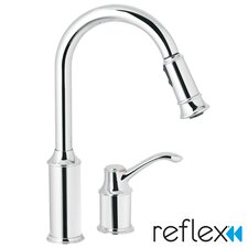 Aberdeen Single Handle Widespread  Kitchen Faucet