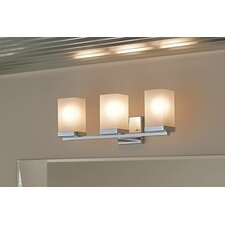90 Degree 3 Light Bath Vanity Light