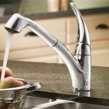 Extensa Single Handle Deck mount Kitchen Faucet