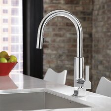 STo Single Handle Deck mount Kitchen Faucet