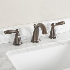 Brantford Double Handle Widespread Bathroom Faucet