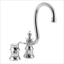 Waterhill Single Handle Widespread Bar Faucet