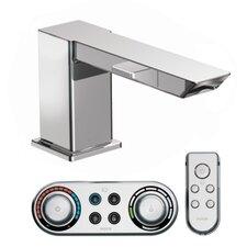 90 Degree Roman Tub Faucet with Iodigital Technology