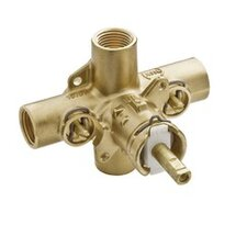 Rough-In Posi-Temp Pressure Balancing Cycling Valve With Stops