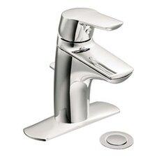 Method Single Handle Centerset Low Arc Bathroom Faucet