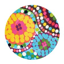 "Bindi 11"" Melamine Dinner Plate (Set of 4)"