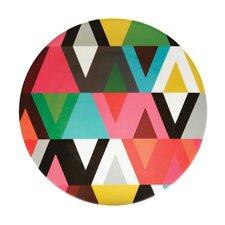 Viva Melamine Round Serving Platter