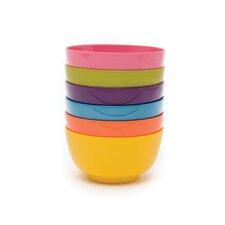 Melamine Small Serving Bowl (Set of 6)