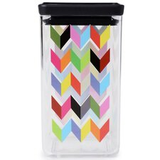 Ziggy 54 Oz. Medium Dry Storage Container (Set of 2)