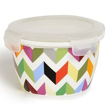 Ziggy 4 Piece Storage Container Set (Set of 2)
