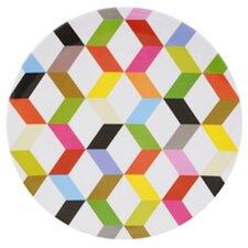 Ziggy Melamine Round Platter
