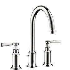 Axor Montreux Double Handle Widespread Bathroom Faucet