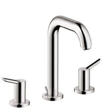 Focus Double Handles Widespread Standard Bathroom Faucet
