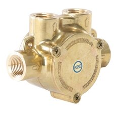 Rough In-Line Pressure Balance Valve