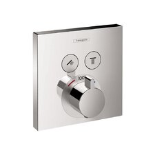 Select E Thermostatic Trim 2 Function