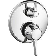 Metris C Thermostatic Volume Control Faucet Trim with Lever Handle