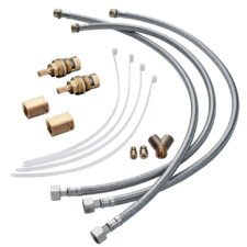 Axor Hose Extension Set for 3 Hole Faucets