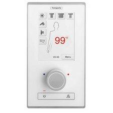 Puravida Rainbrain Shower Electronic Thermostatic