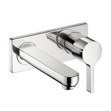 Metris S Single Handle Wall Mounted Kitchen Faucet