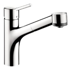 Interaktiv S One Handle Deck Mounted Kitchen Faucet