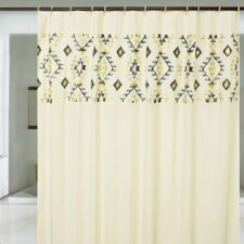 Cotton Navajo Shower Curtain