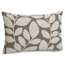 Jovi Home Fern Jacquard Decorative Cotton Pillow Cover