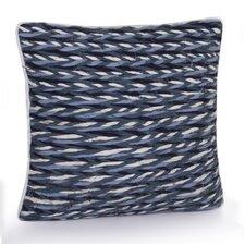 Cuba Hand Woven Cotton Throw Pillow