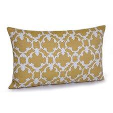 Cyprus Printed Cotton Lumbar Pillow