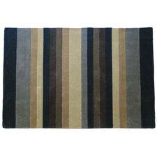 Tailored Natural Stripe Area Rug