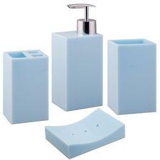 Paragon 4 Piece Bath Accessory Set