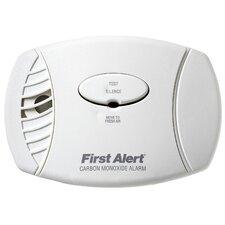 Plug In Carbon Monoxide Alarm with Battery Backup