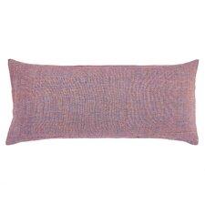 Spice Diamond Linen Boudoir/Breakfast Pillow