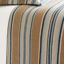 Blue Heron Cotton Blanket