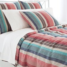 Northwood Ticking Duvet Cover Collection