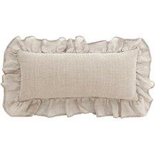 Linen Mesh Double Linen Boudoir/Breakfast Pillow