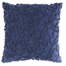 Candlewick Cotton Throw Pillow