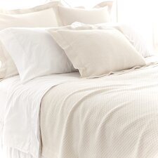 Petite Trellis Matelasse Coverlet Collection