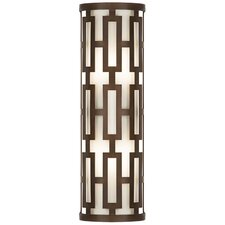 River Oaks 2 Light Outdoor Sconce