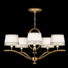 Allegretto 5 Light Chandelier