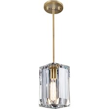 Monceau 1 Light Mini Pendant
