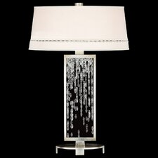 "Cascades 33"" H Table Lamp with Empire Shade"