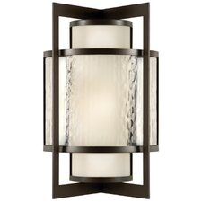 Singapore Moderne 1 Light Outdoor Sconce