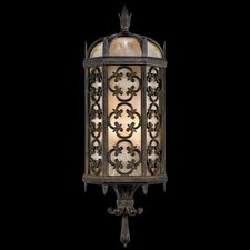 Costa Del Sol 2 Light Outdoor Wall Lantern