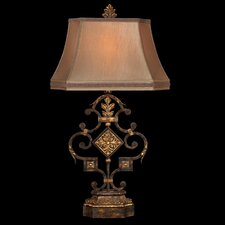"Castile 36"" H Table Lamp with Bell Shade"