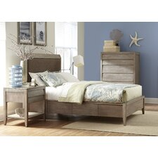 Corliss Landing Panel Customizable Bedroom Set