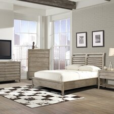 Corliss Landing Sleigh Customizable Bedroom Set